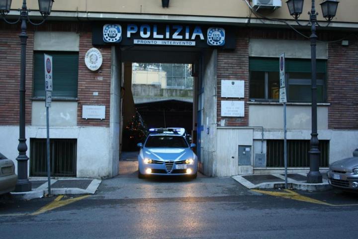 Polizia Albano Laziale