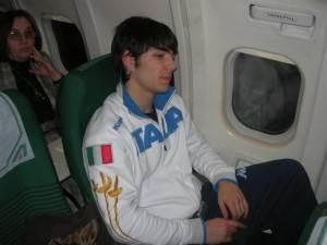 Alessandro Riccardi argento mondiale giovani