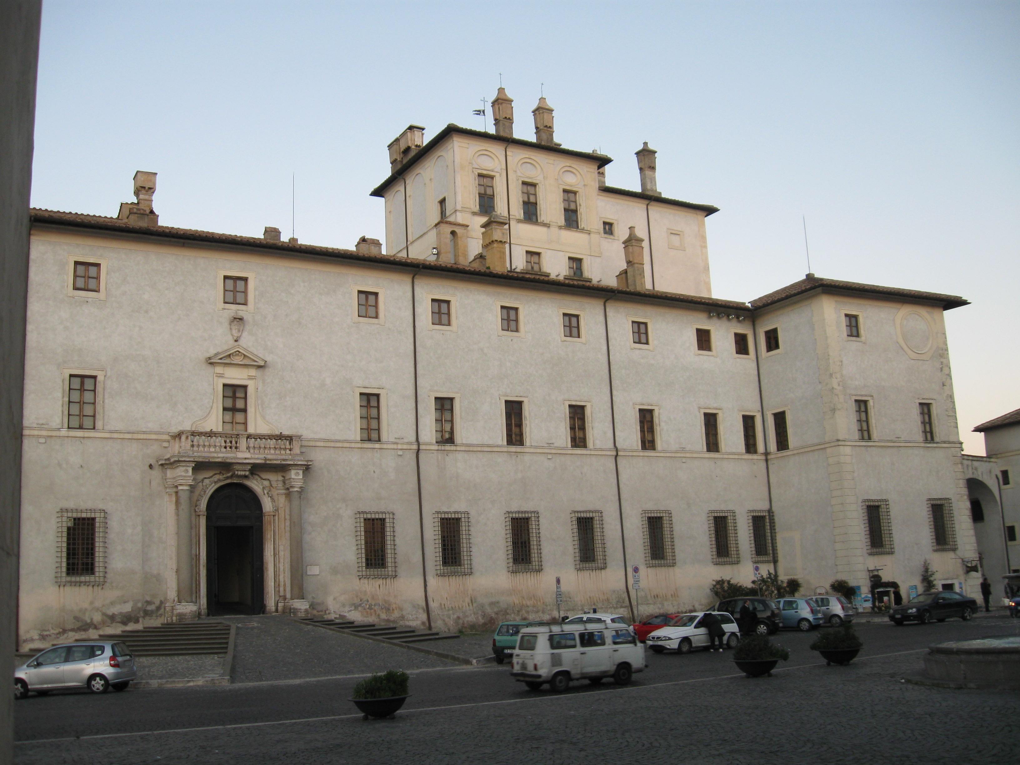 Ariccia Palazzo Chigi