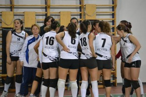 Borghesiana Volley in serie D - Meta Magazine