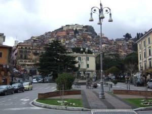 Rocca di Papa piazza