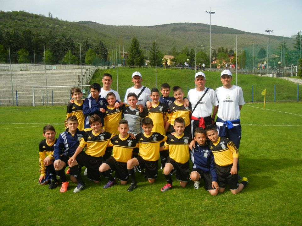 Canarini Rocca di Papa Umbria Cup