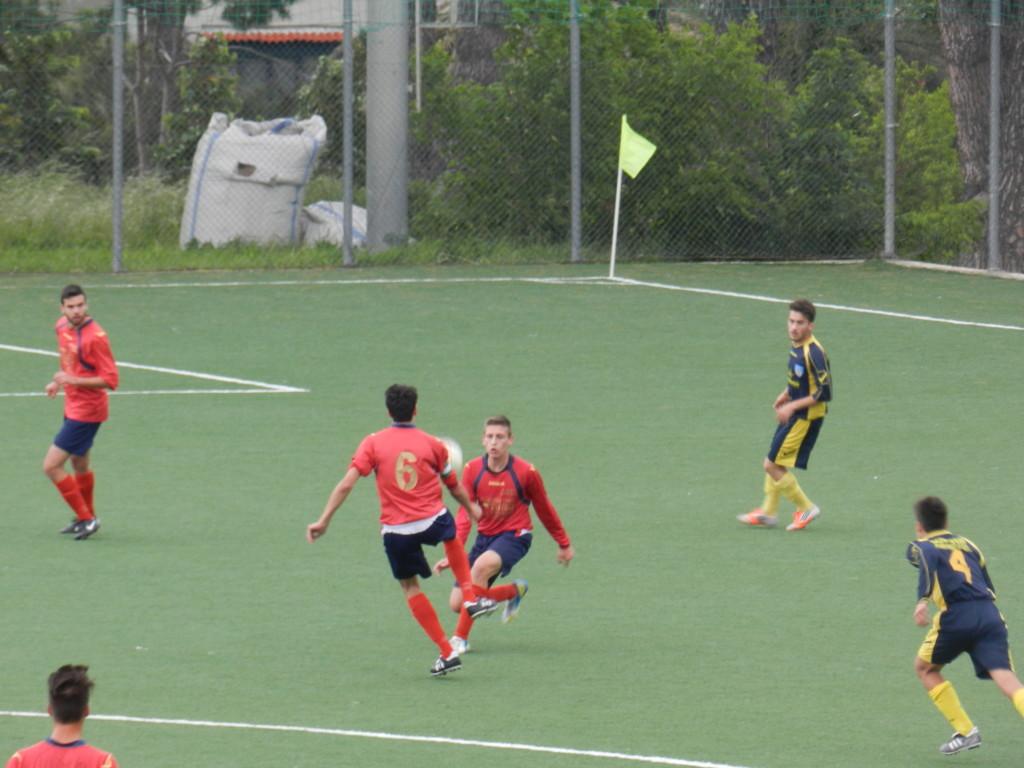 vivace vs monte s.g. campano juniores regionali