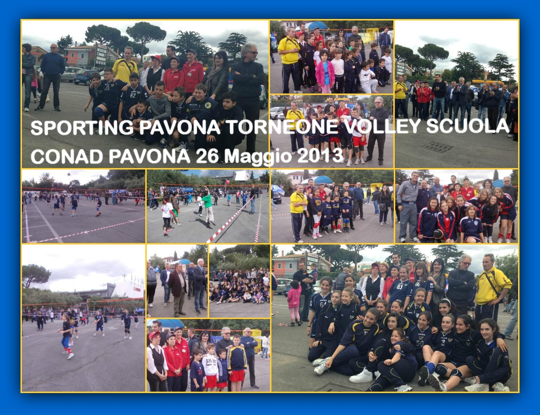 Sporting Pavona Conad