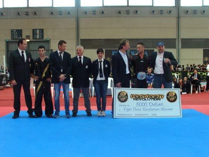Campionati Italiani Kick Boxing