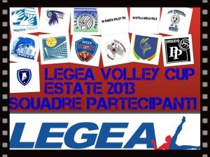LEGEA volley tour
