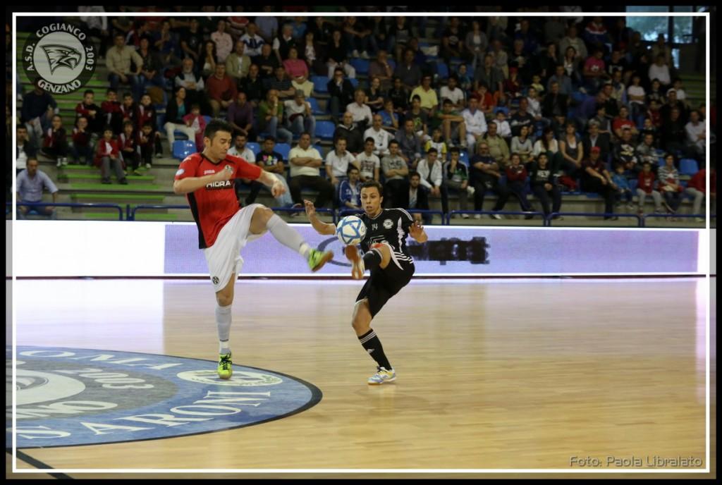 Cogianco Genzano vs Marca Futsal Gara 2 Quarti playoff