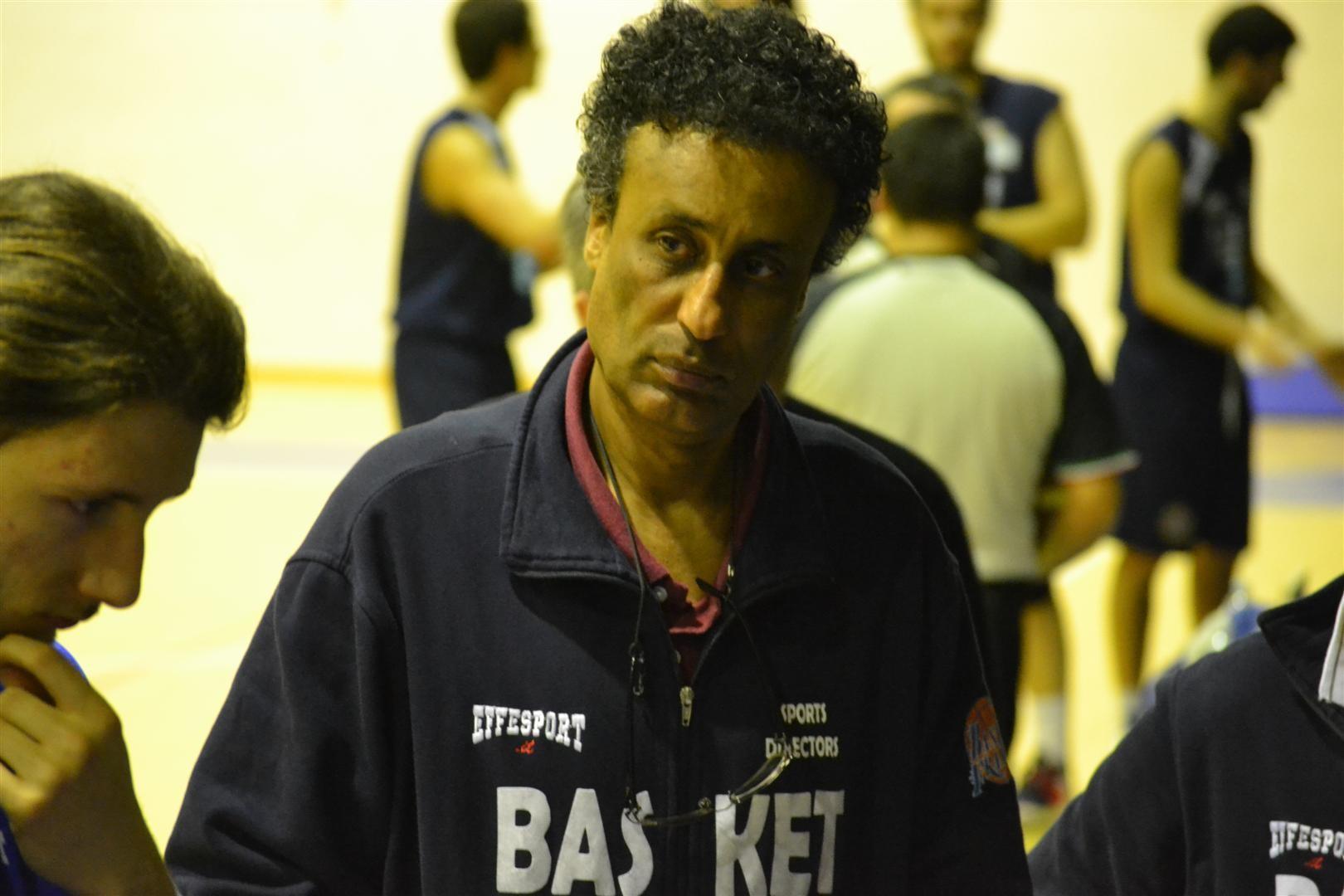 Roberto Giammò Basket Frascati