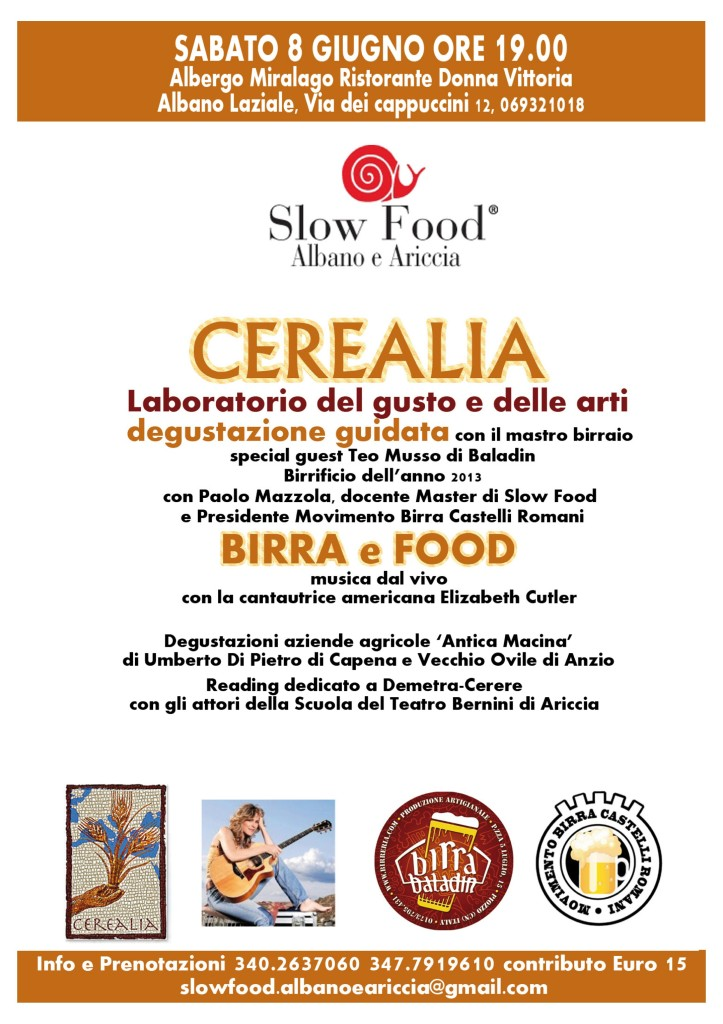 Slow Food Cerealia