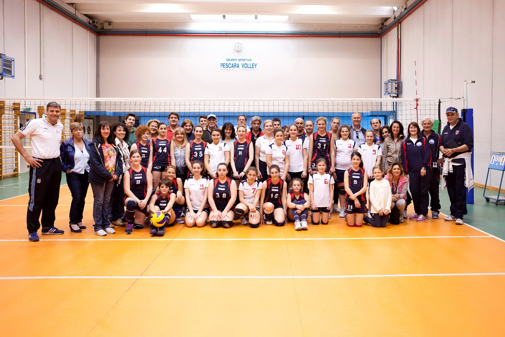 Volley School Genzano under 14