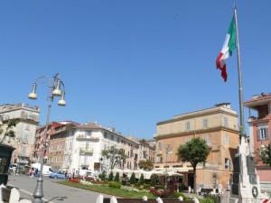 piazza frasconi genzano di roma