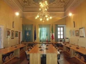 Aula consiliare Genzano