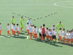 festa scuola calcio vivace