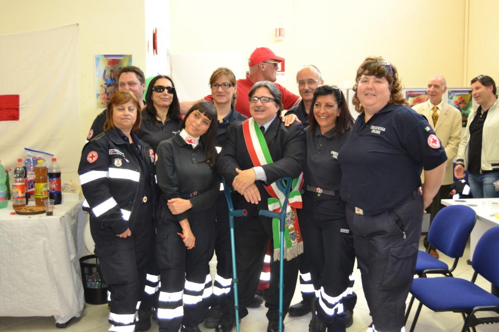 inaugurazione croce rossa italiana a cocciano 8 giugno 2013