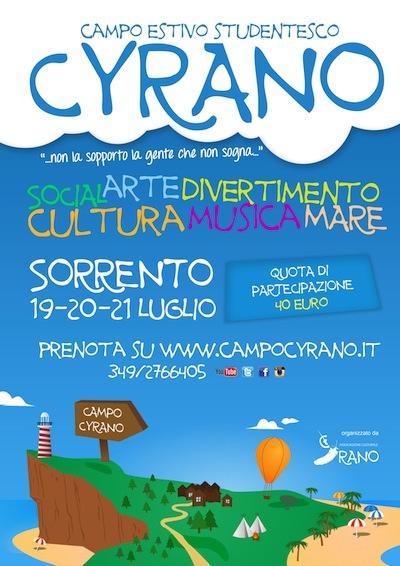 CAMPO cYRANO 2013