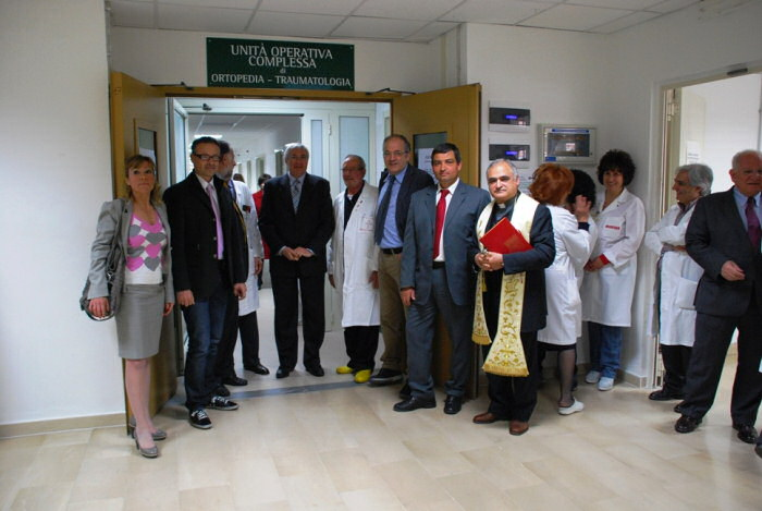 Ospedale Albano