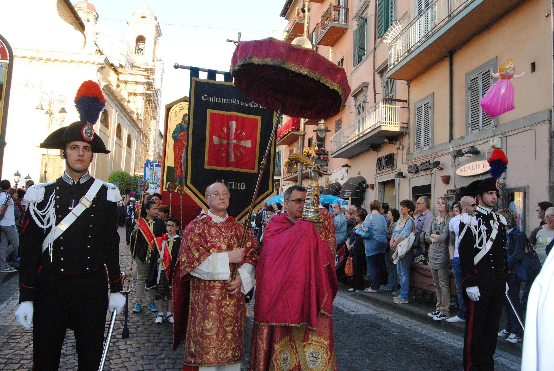 Celebrazione San Barnaba