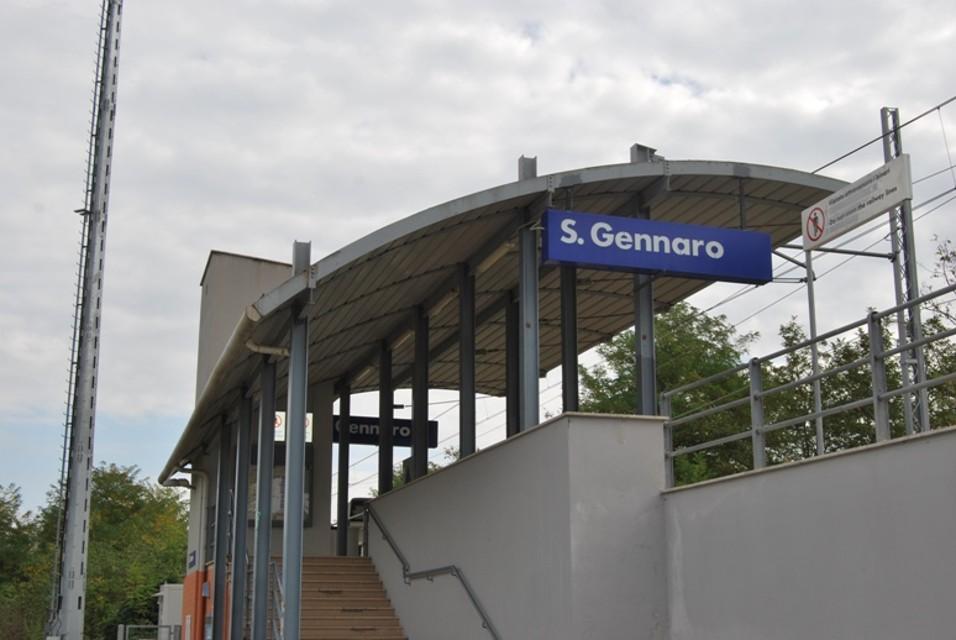 Genzano stazione