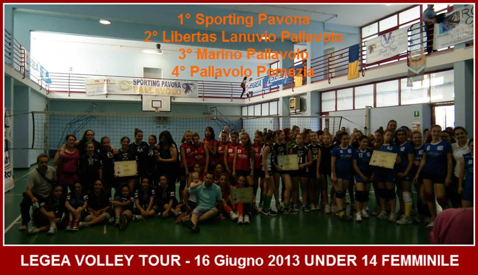 Legea Volley Tour