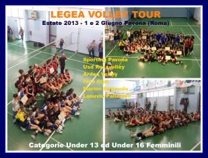 Legea Volley Tour 2013
