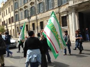 Manifestazione Asl Albano