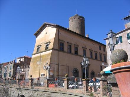 Nemi Palazzo Ruspoli