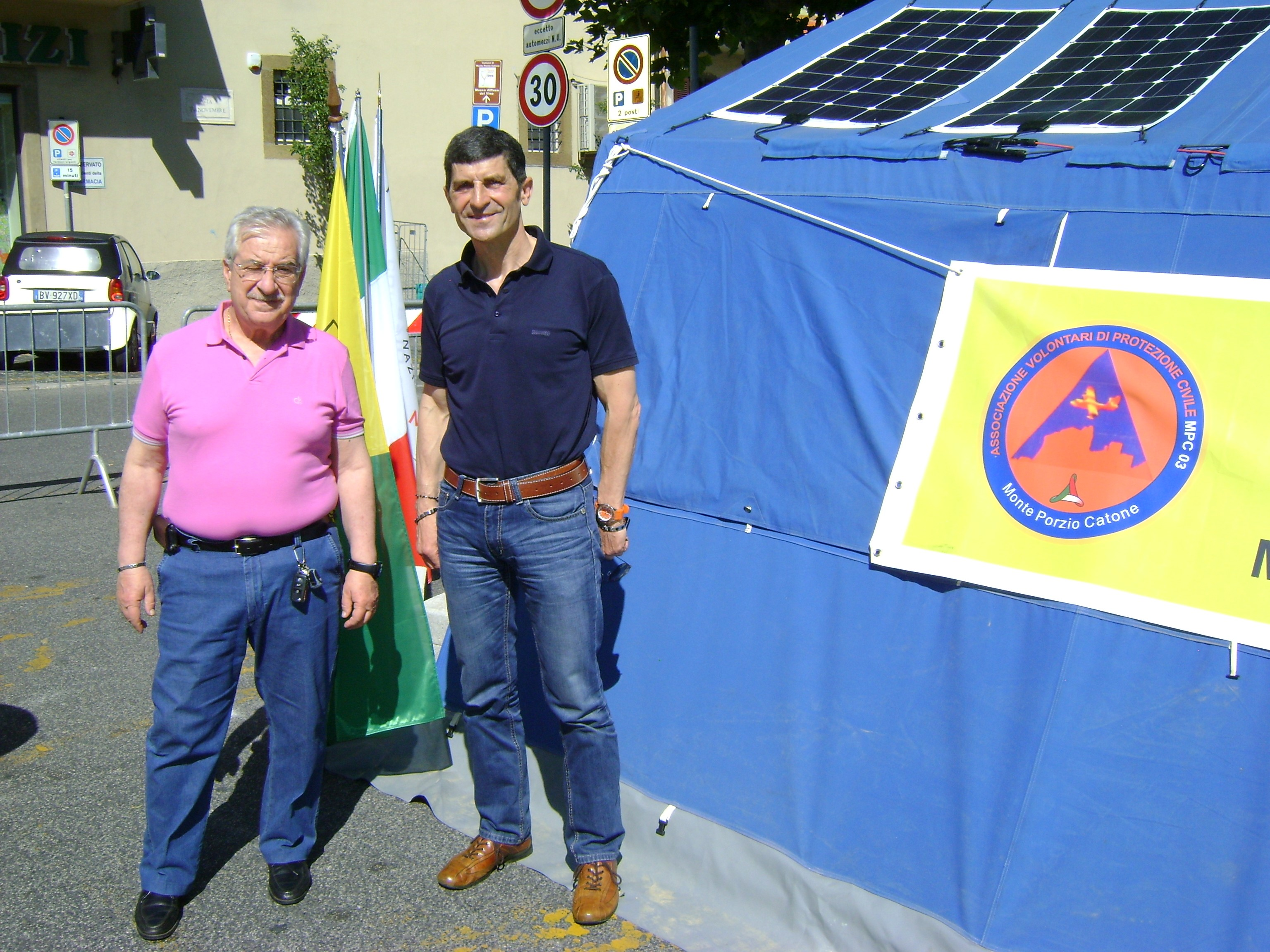 Screening Monte Porzio Catone