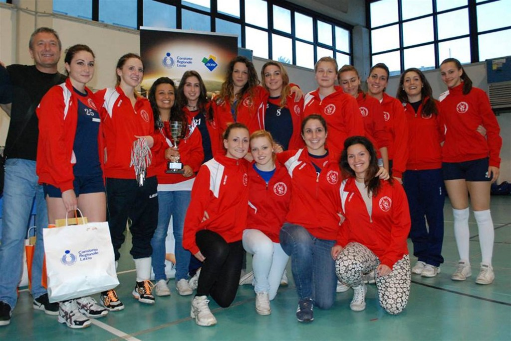 under 20 volley club frascati