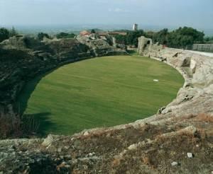 Albano Laziale Anfiteatro