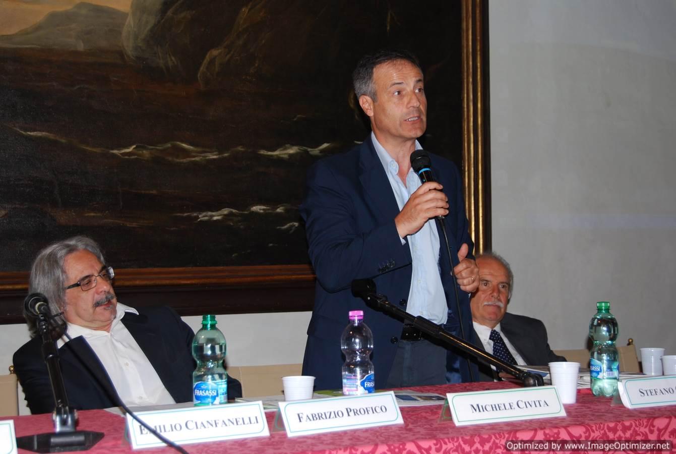 Michele Civita Ariccia
