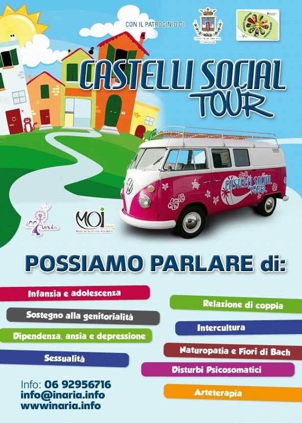 Castelli Social Tour