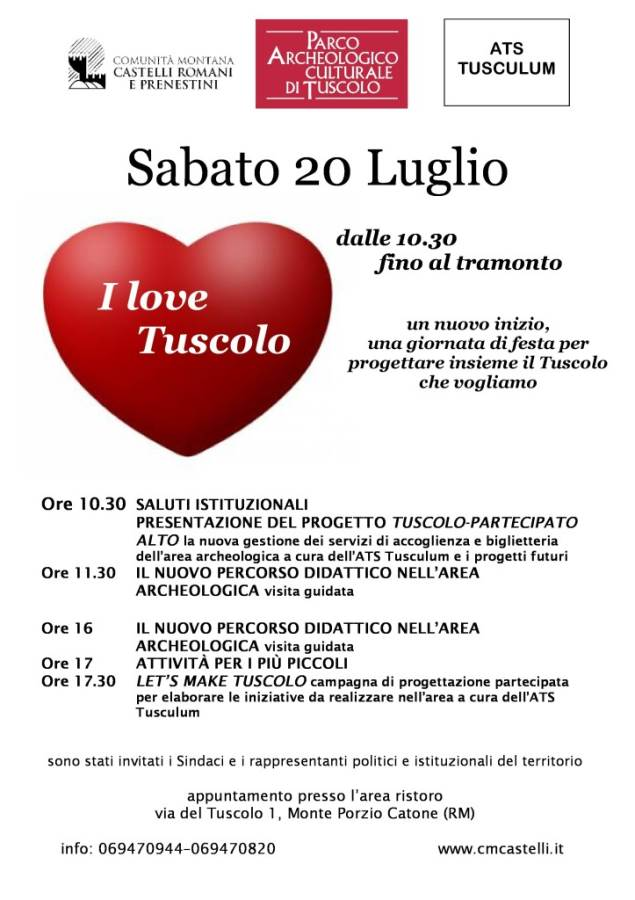 I Love Tuscolo