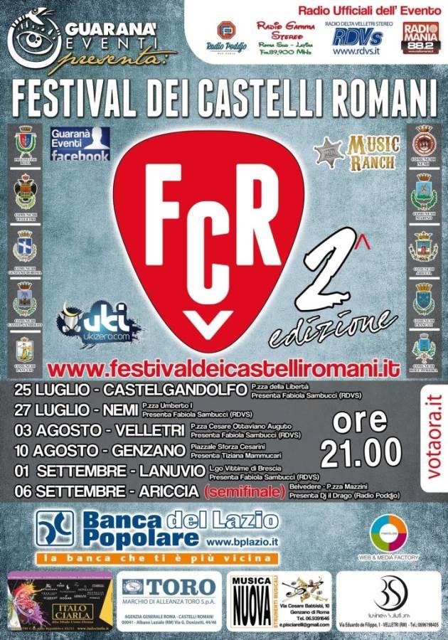 Festival Castelli Romani