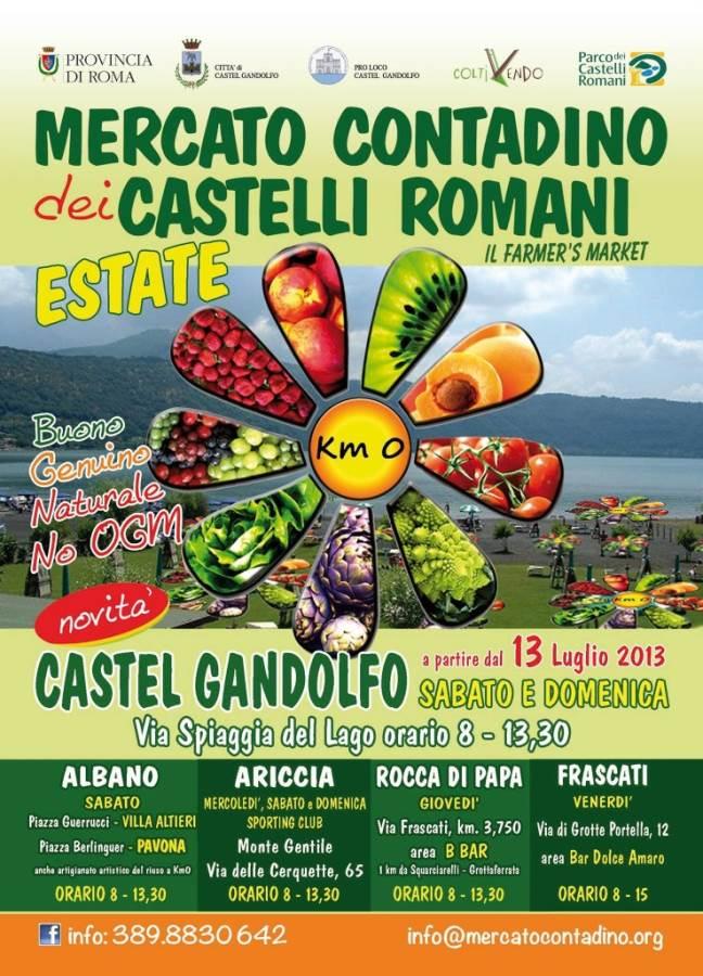 Mercato Contadino Castelli Romani