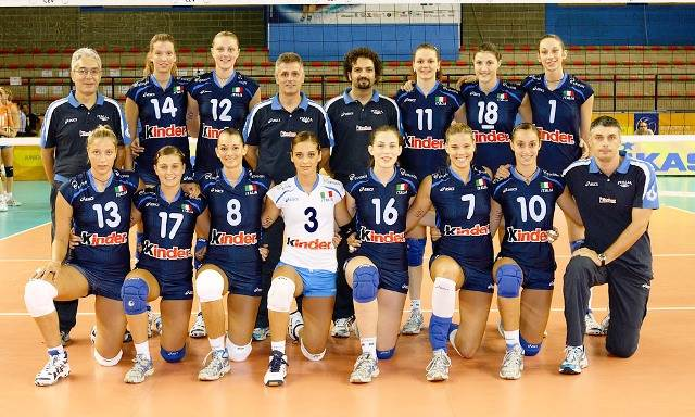 Volley Nazionale juniores