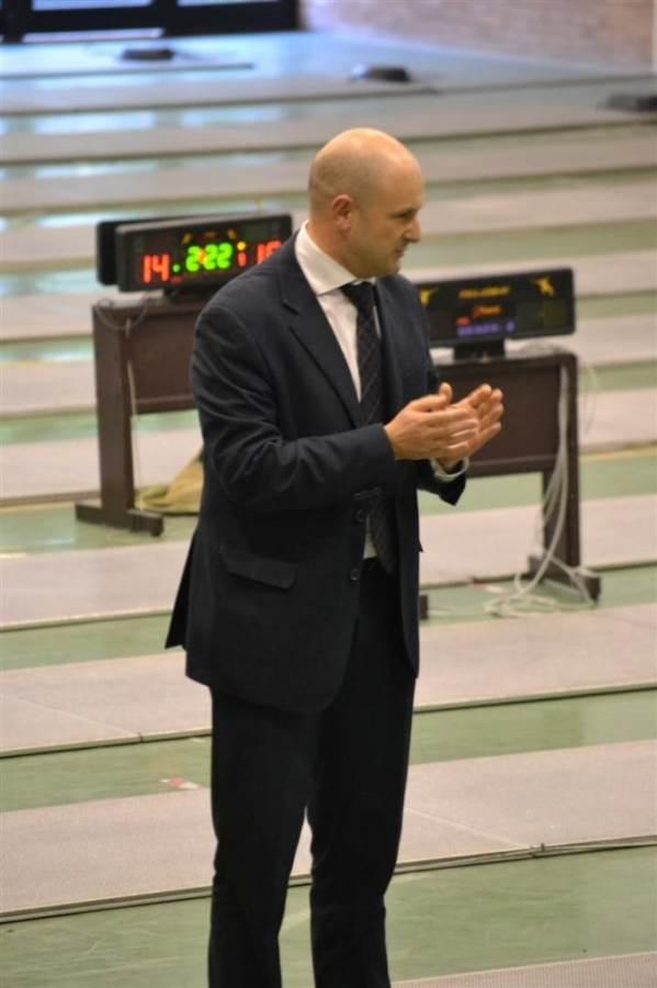 Paolo Molinari Frascati Scherma