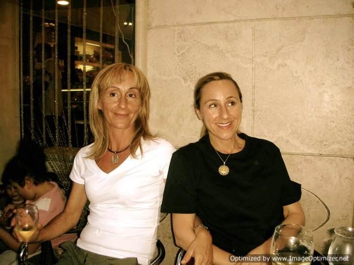 Cinzia e Sabrina Minucci