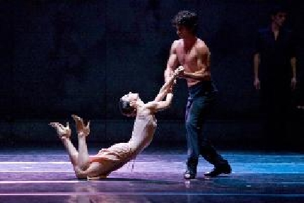 keldi kadiu in contemporary tango