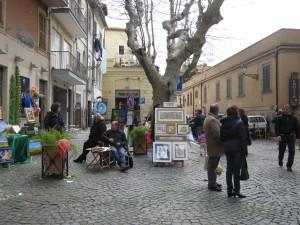 piazza carducci albano laziale