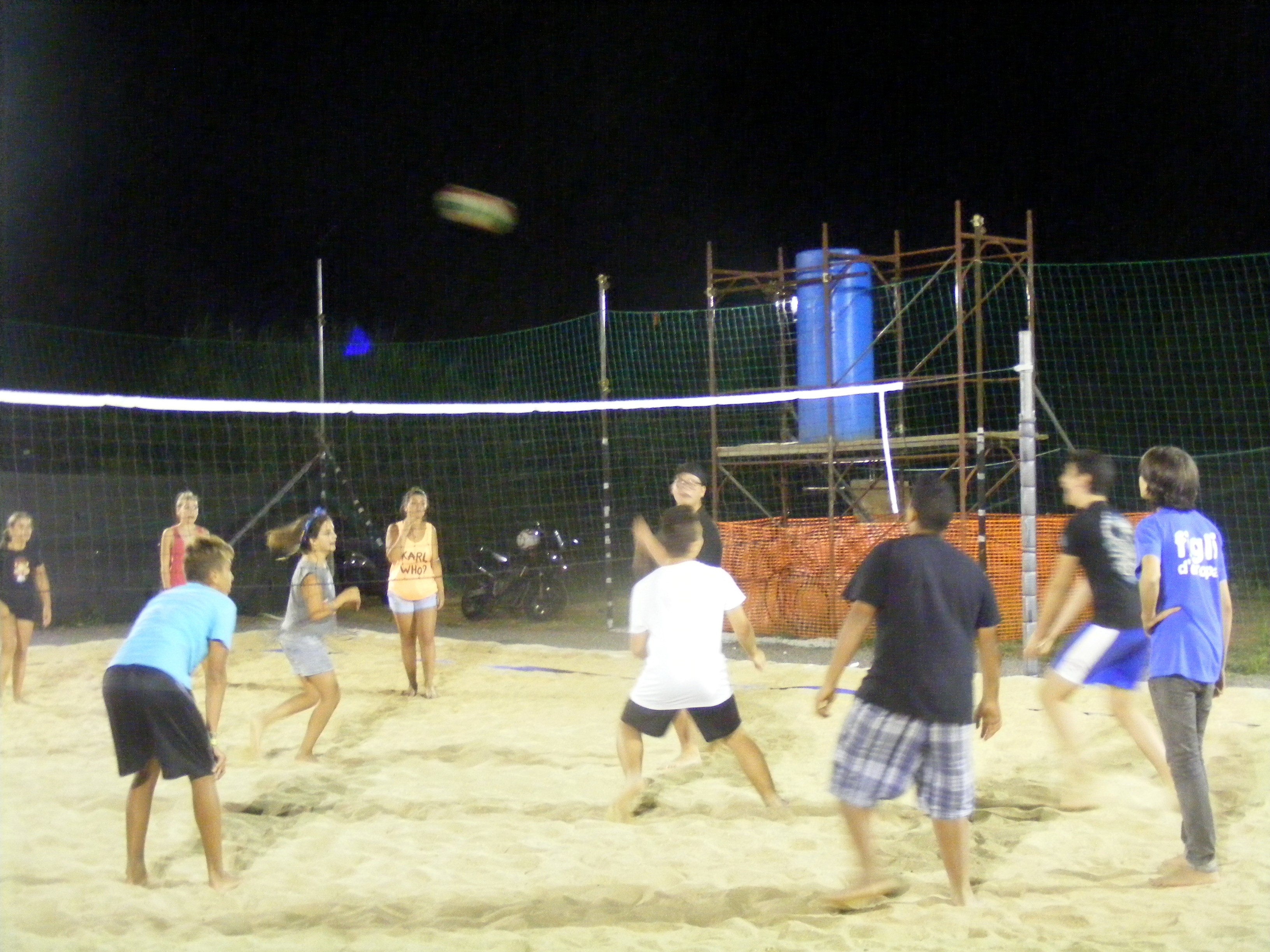 Beach volley Velletri