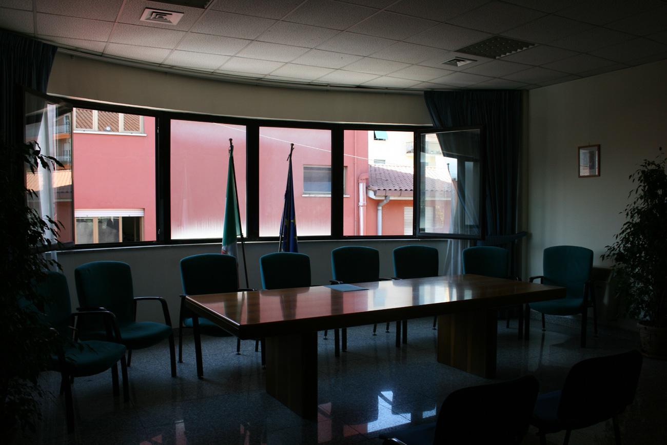 Ciampino sala comunale