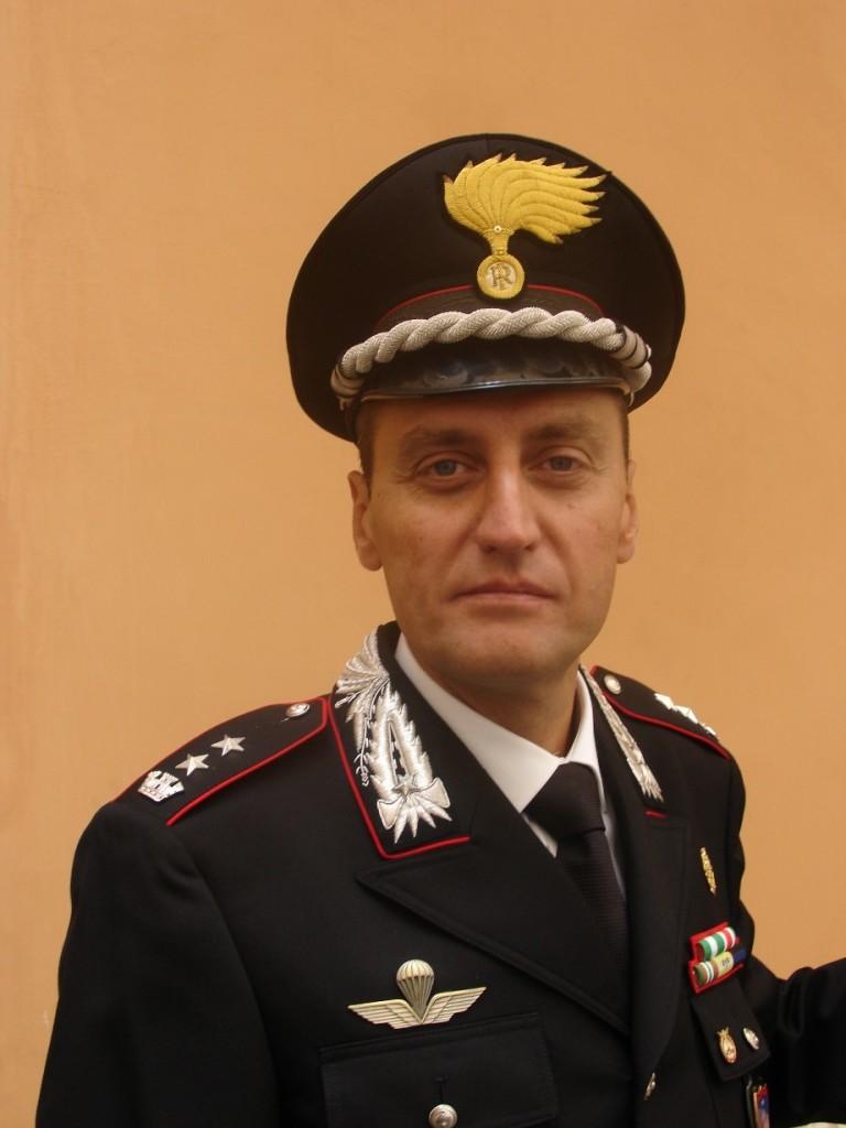 Ten. Col. Luciano Magrini
