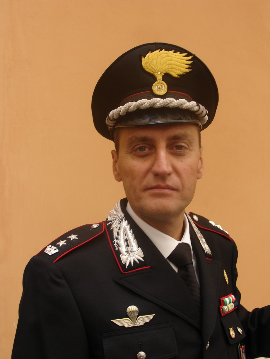 Ten. Col. Luciano Magrini