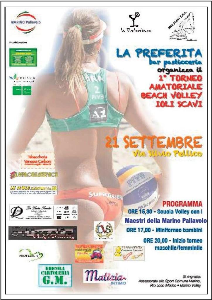 Beach Volley Santa Maria delle Mole
