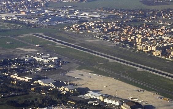 Ciampino aeroporto
