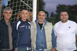 Staff tecnico Colonna calcio