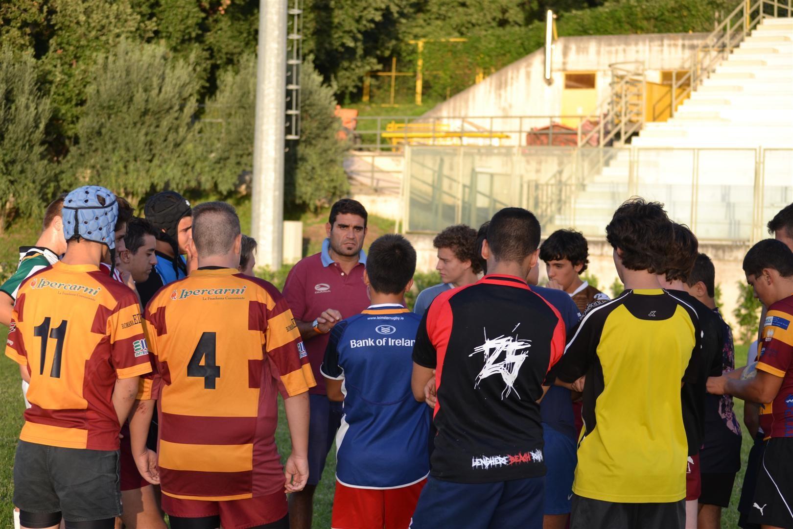 Maugeri Rugby Frascati under 16