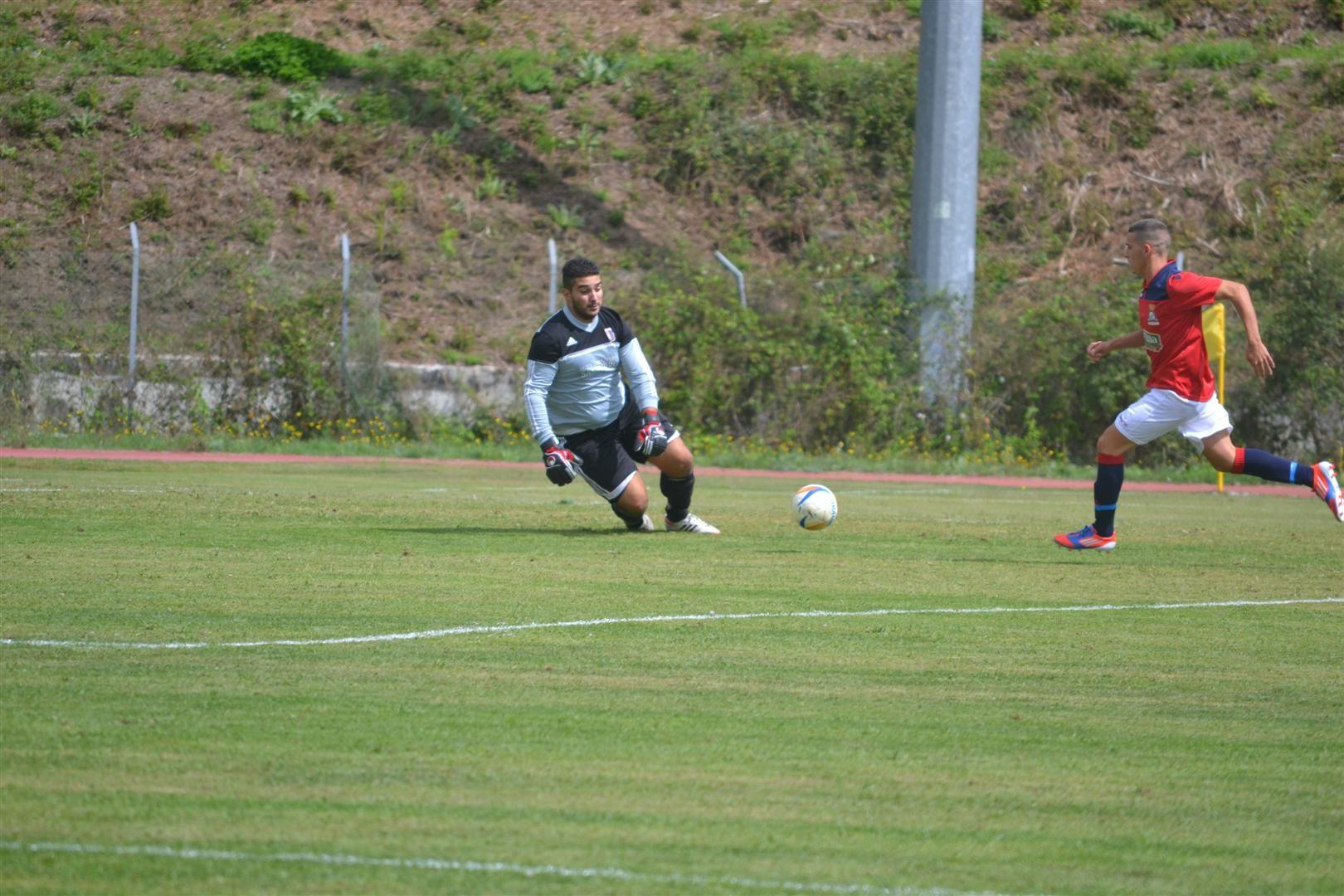Mazzi Rocca Priora Calcio