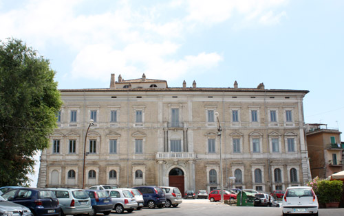 Genzano di Roma Palazzo Sforza Cesarini