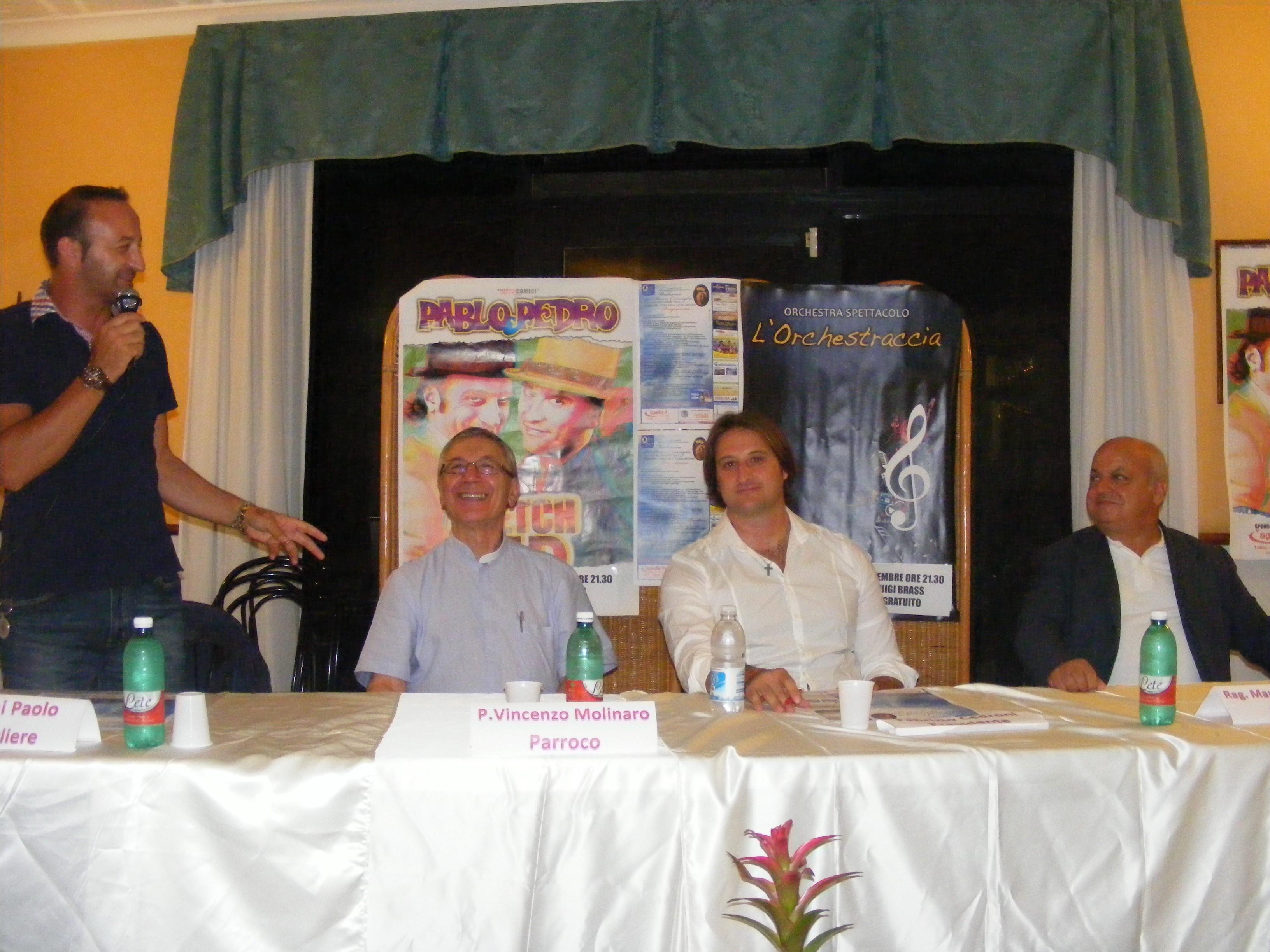 Festa Madonna del Buon Consiglio presentazione